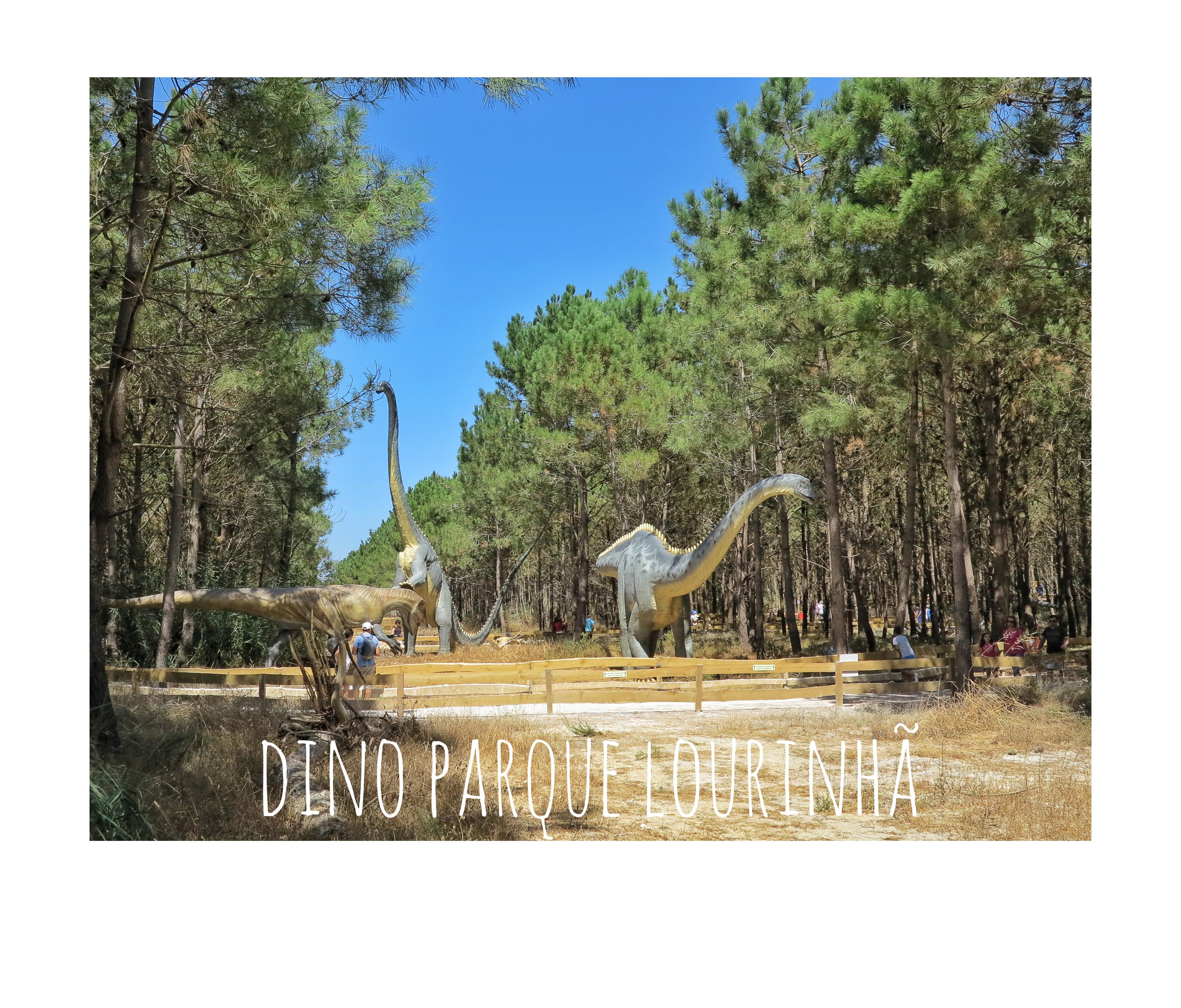 Tam gdzie buszują dinozaury – Dino Parque Lourinhã
