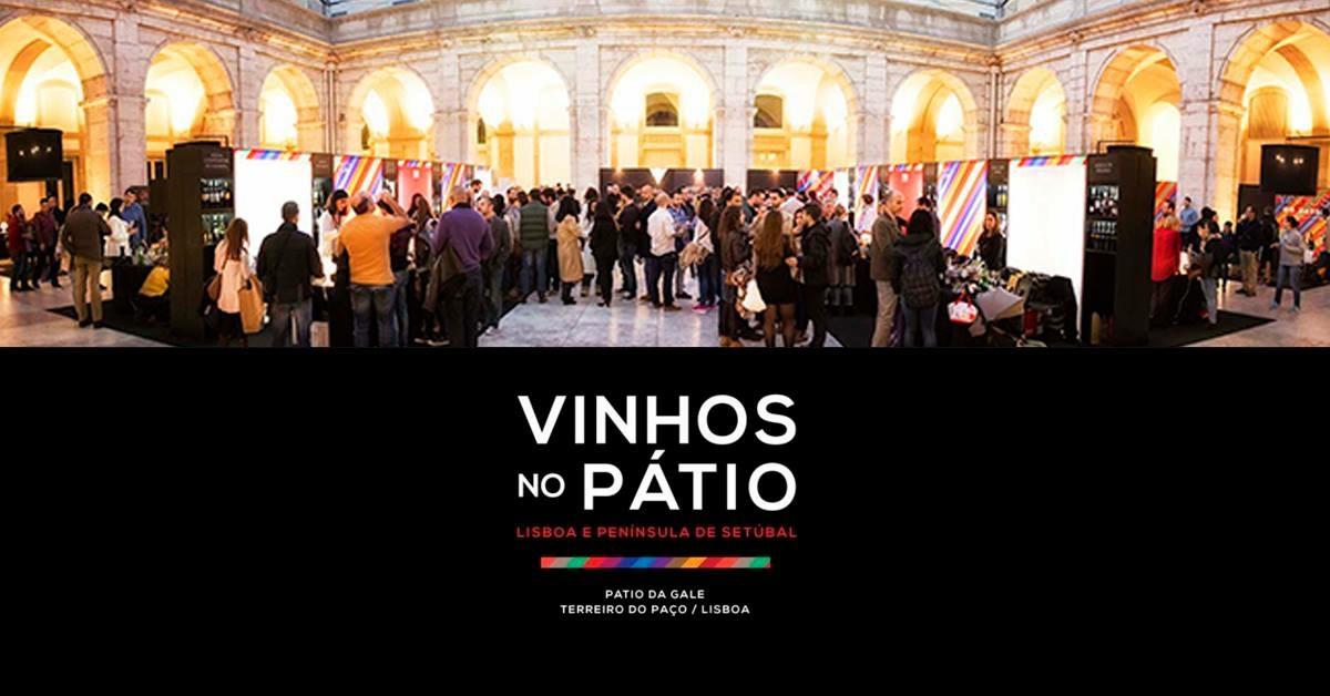 Degustacja win – Vinhos no Pátio