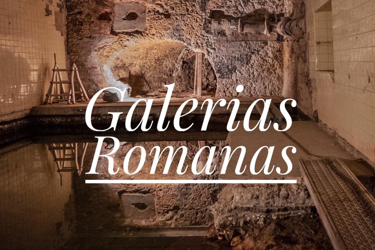 Galerias Romanas – Galerie Rzymskie