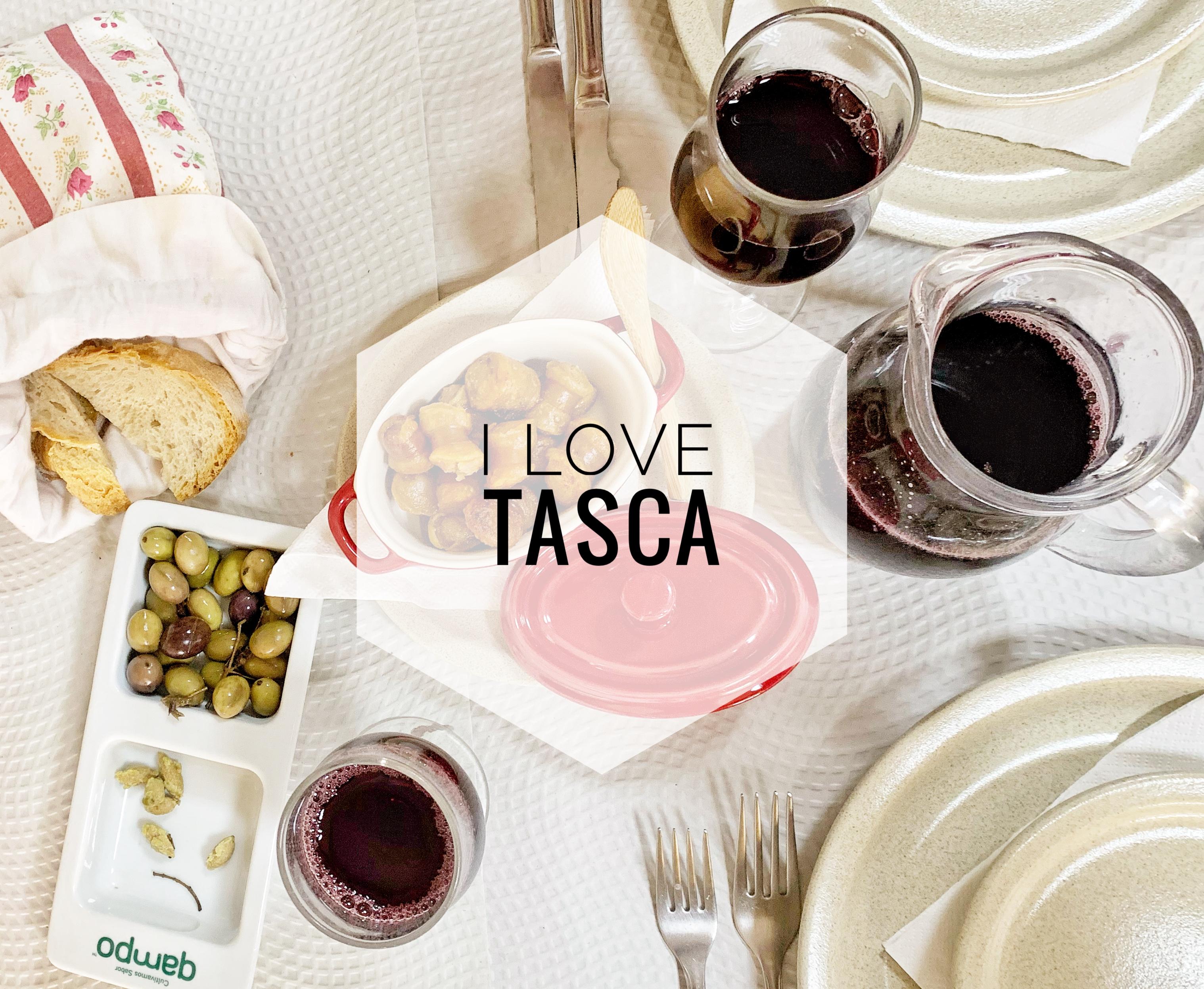 Tasca – Kocham Taszki – A Tigelinha