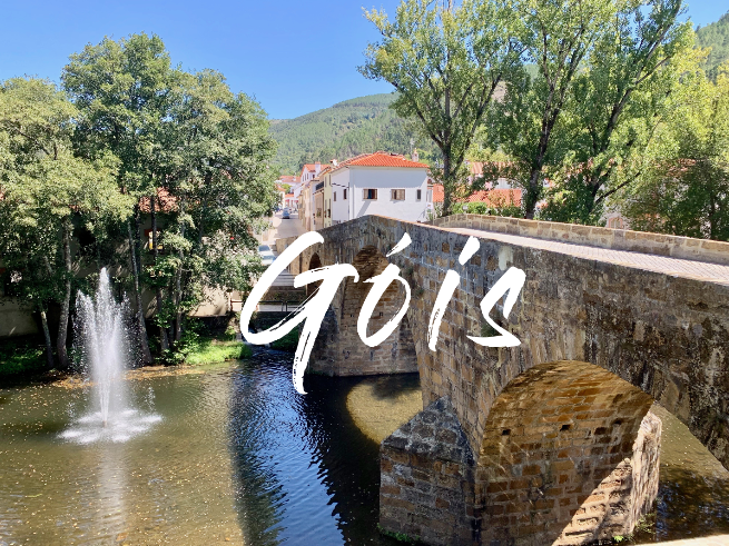 Góis – for a perfect weekend