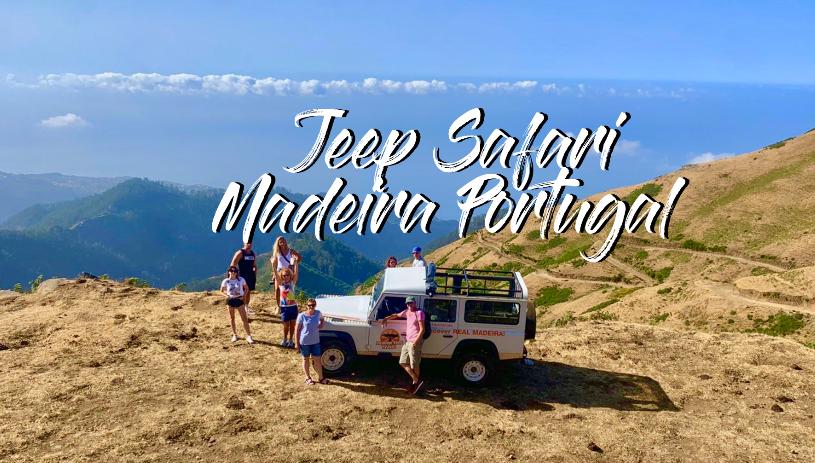 Madera, Portugalia – Jeep Safari – Madeira, Portugal