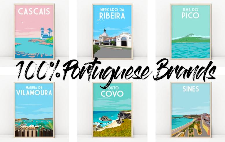 100% Portuguese Brands – Ulubione Portugalskie marki