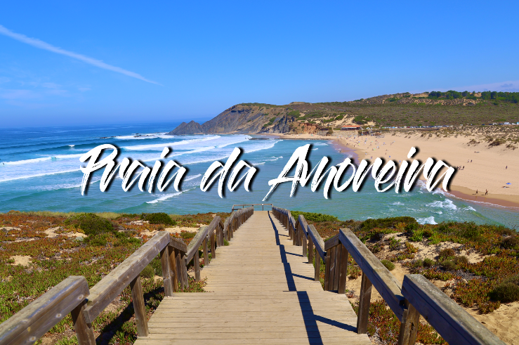 Praia da Amoreira – Algarve coast