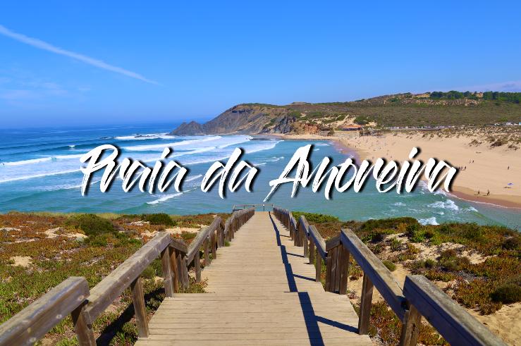 Praia da Amoreira – Zachodnie Algarve