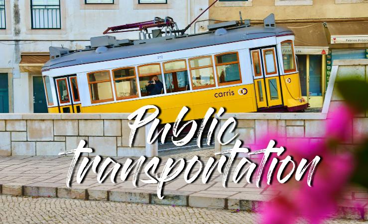 Public transportation in Lisbon