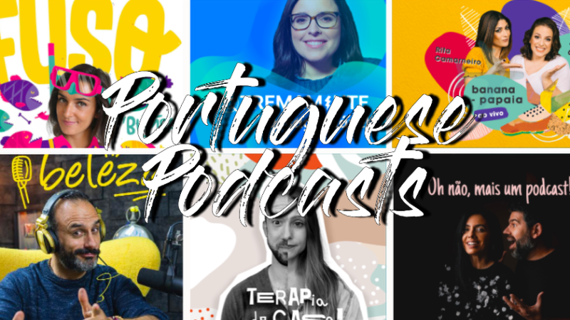 Portuguese podcasts