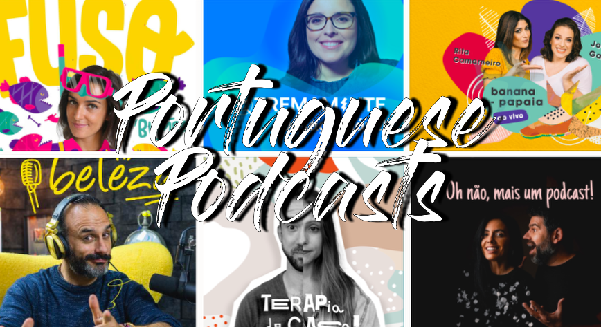 Portuguese podcasts