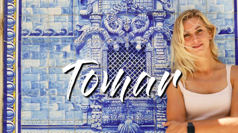 Tomar – city of templars